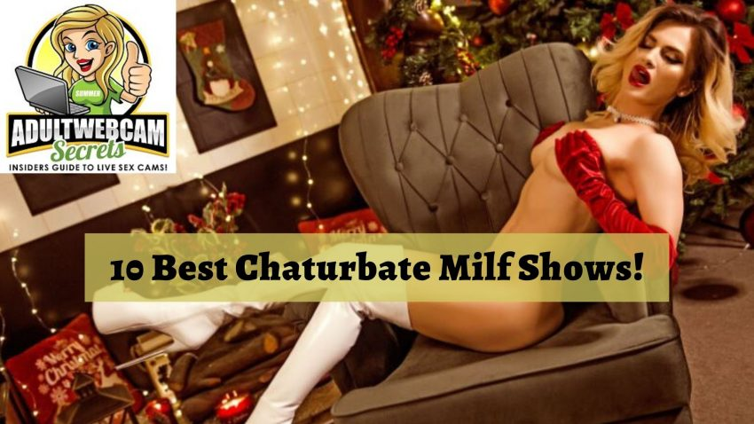 Chaturbate milf