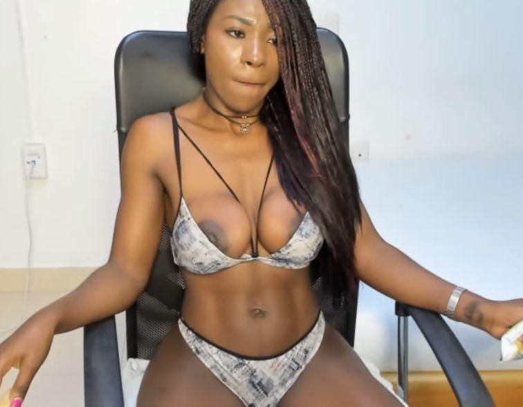 live ebony cam