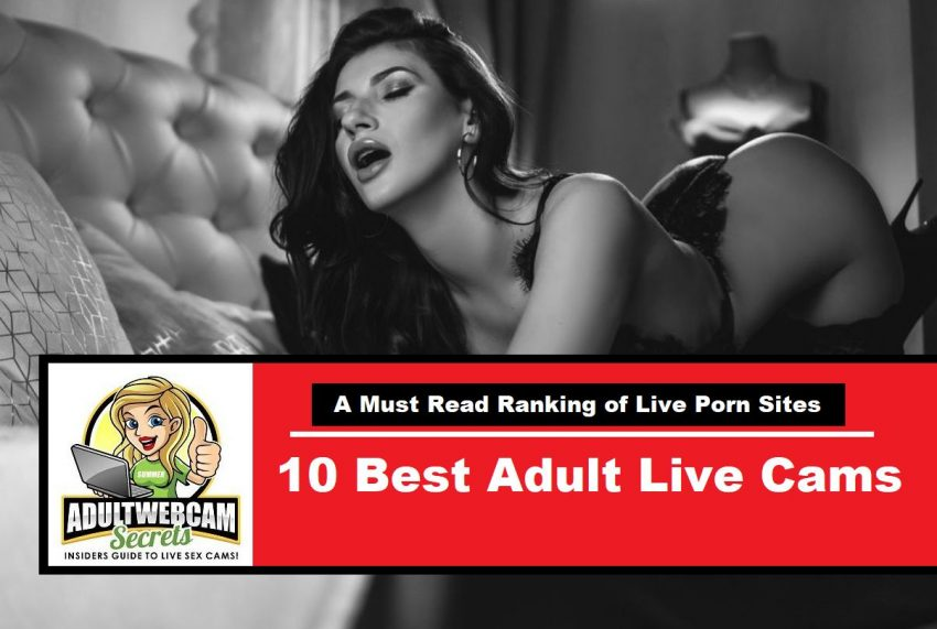 best adult live cams